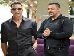 Big Clash Salman Khan Bigg Boss Akshay Kumar Show