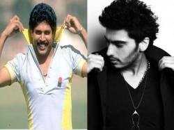 Arjun Kapoor Likely Play Kapil Dev 1983 World Cup Film