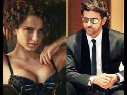 Kangna Ranaut Reacts Shockingly On Hrithik Roshan Controversy