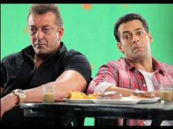 Salman Khan Sanjay Dutt Cold Was Is Still On Here Is The Proof