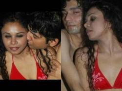 Big Boss Ex Contestant Vivek Mishra Obscene Pictures With Girl