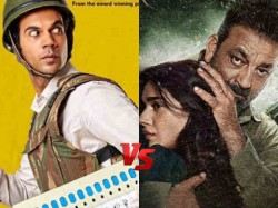 Sanjay Dutt Film Gets Tough Competition From Small Budget Film Newton