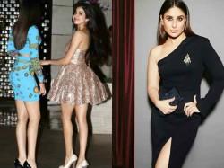 Bollywood Celebs At Mukesh Ambani Party Jahnavi Kapoor Steal Show