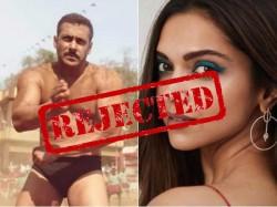 Movies That Deepika Padukone Has Rejected