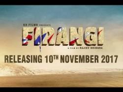 Kapil Sharma Movie Firangi Logo Out