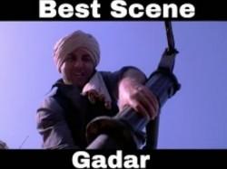 Sunny Deol Explains The Epic Handpump Scene Gadar Ek Prem Katha