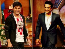 Krushna Abhishek Has Say About Replacing Kapil Sharma