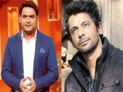 Krushna Abhishek Confirm Sunil Grover Show