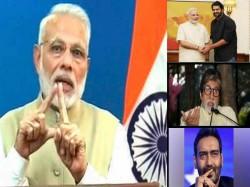 Bollywood Stars Pics With Prime Minister Narendra Modi