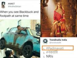 Padmavati Poster Twitter Reactions Deepika Padukone Will Rule 2017