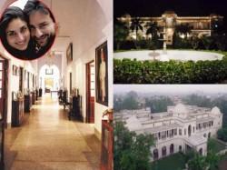 Saif Ali Khan Kareena Kapoor Khan S Luxury Pataudi House Pictures