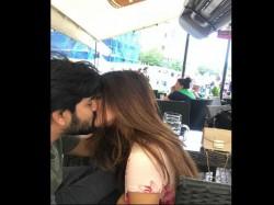 Riya Sens Hot Liplock With Her Husband Shivam Tewari