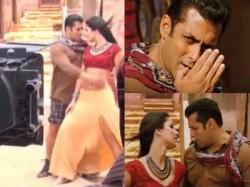 When Salman Khan Shot Mashallah From Ek Tha Tiger His Shorts