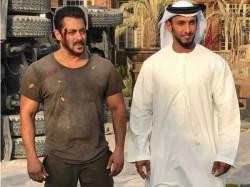 Salman Khan Is Bruised On The Sets Tiger Zinda Hai