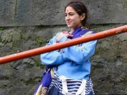 Sara Ali Khan S First Proper Look From Kedarnath