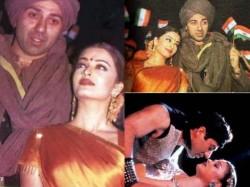 Aishwarya Rai Sunny Deol Unseen Picture Unrelease Movie