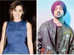 Taapsee Pannu To Star Opposite Diljit Dosanjh In Shaad Ali S Next Movie