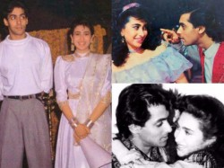 Salman Khan Karisma Kapoor Rare Pictures Will Make You Shocked