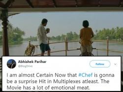 Saif Ali Khan S Chef Movie Twitter Reaction