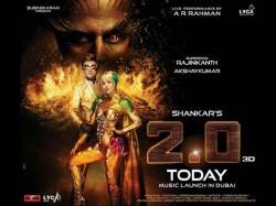 Akshay Kumar Rajinikanth Amy Jackson Starrer 2 0 New Poster