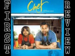 Chef Movie Review Saif Ali Khan By Gulf Critics