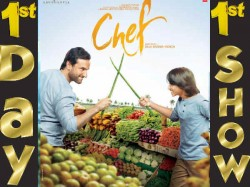 Chef Film Review Live Audience Update First Day First Show