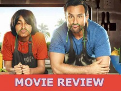 Saif Ali Khan Movie Chef Review Plot Rating