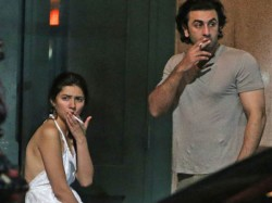 Mahira Khan Reacts On Controversy Over Picture With Ranbir Kapoor