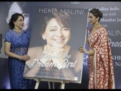 Deepika Padukone Launches Hema Malini Biography