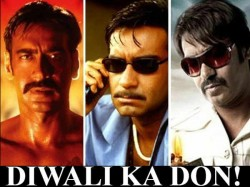 Ajay Devgn Becomes The Undisputed Diwali Box Office King