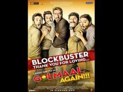 Ajay Devgn Golmaal Again Beats Aamir Khan Enter Top 10 Bollywood Grossers Of All Time