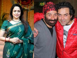 Sunny Deol Was The First Person Come See Me After My Accident Says Hema Malini
