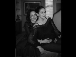 Esha Deol Posts Beautiful Picture On Hema Malini S Birthday