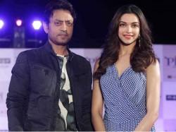It Gives Me Happiness See Deepika Padukone Says Irrfan Khan