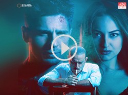Ittefaq Trailer Starring Sidharth Malhotra Sonakshi Sinha