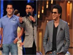 Kapil Sharma Clears Rumours Shahrukh Salman Khan Angry