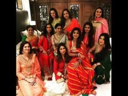 Sri Devi Shilpa Shetty Ranveena Tandon Other Actresses Celebrated Karwa Chauth