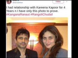 Kamaal R Khan Claims He Was A Relationship With Kareena Kapoor