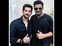 Working With Prabhas Is Fun But Difficult Says Neil Nitin Mukesh