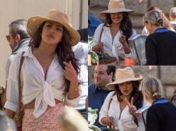 Priyanka Chopra Shooting For Quantico 3 In Italy See Pics
