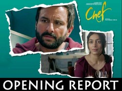 Chef Box Office Opening Collection Seems Decent With The Occupancy Report