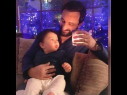 Saif Ali Khan Twinning With Taimur Is Most Cutest Pic