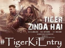 Tiger Zinda Hai Trailer To Release In First Week Of November