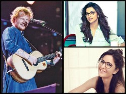 Bollywood Stars To Party With Ed Sheeran A Bash At Ambani Mansion Awaits
