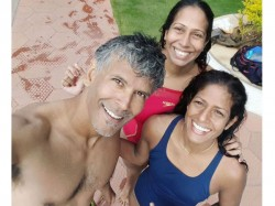 Milind Soman Birthday Special He The Real Iron Man And Fit Star Of Bollywood