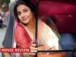 Tumhari Sulu Movie Review Story Plot And Rating