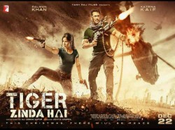 Salman Khan S Tiger Zinda Hai Open With Huge Numbers On Republic Day