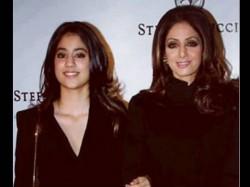 Sridevi Can Have Cameo Jhanvi Kapoor Debut Movie Dhadak
