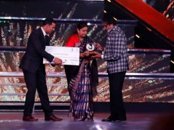 Amitabh Bachchan Honoured As Indian Film Personality Of The Year At Iffi