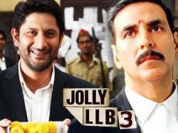 It Is Akshay Kumar Vs Arshad Warsi Jolly Llb